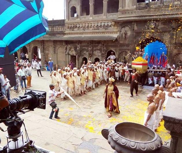 balakrishna in gautamiputra shakakarni
