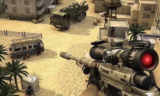 War Duty Snipper 3D
