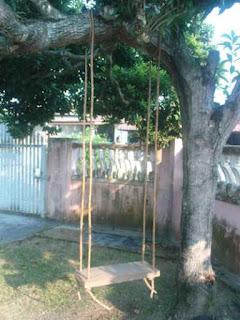 DIY Rope Tree Swing Tutorial