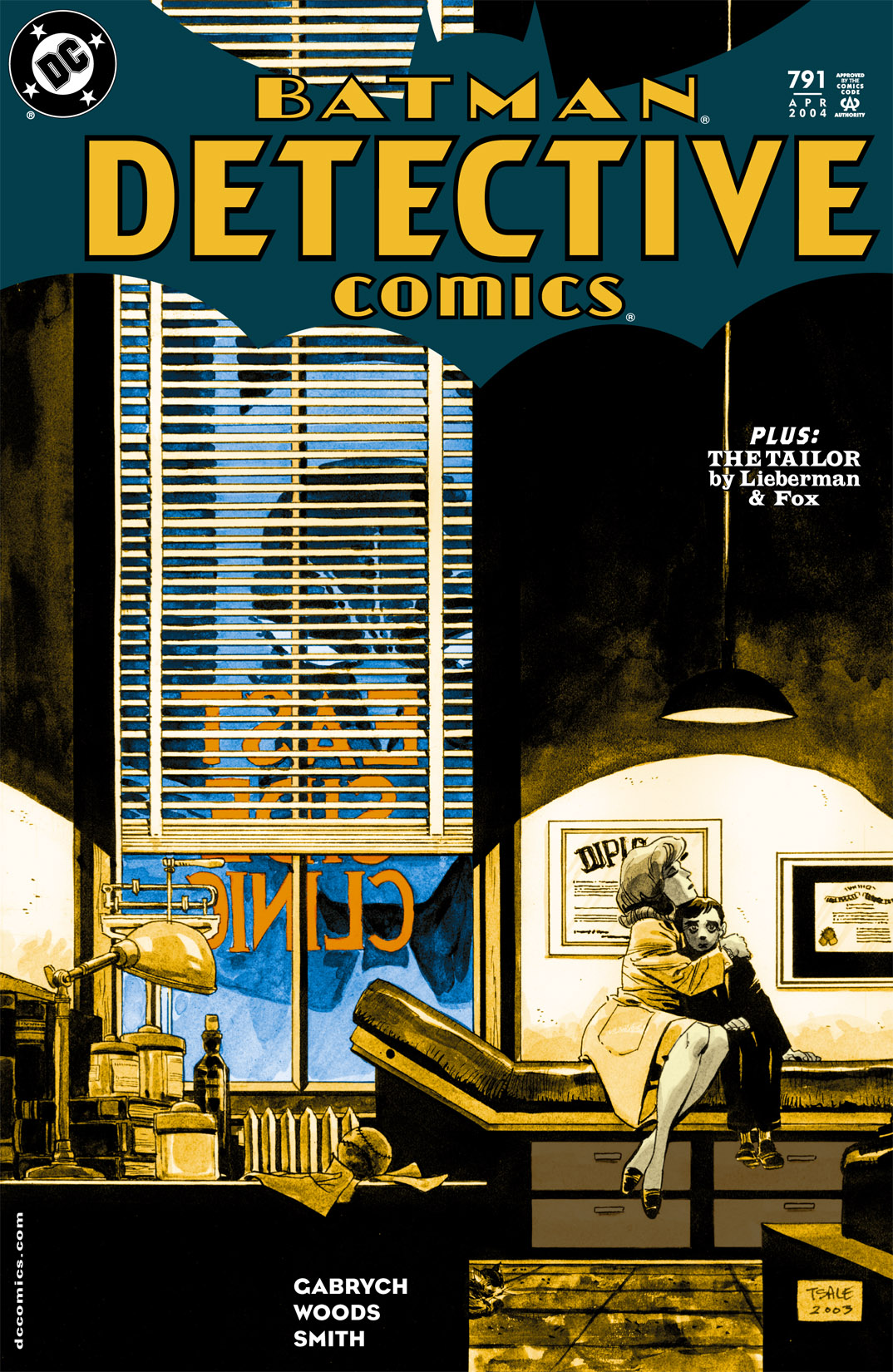 Detective Comics (1937) 791 Page 1