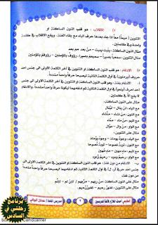ملزمة التربية الأسلامية للصف السادس الأعدادي للأستاذ عدنان البياتي 2016 / 2017
