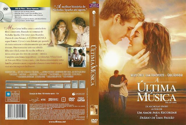 Capa DVD A Última Música