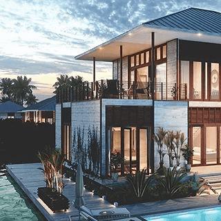 اجمل صور لديكورات جميلة لمنازل رائعة