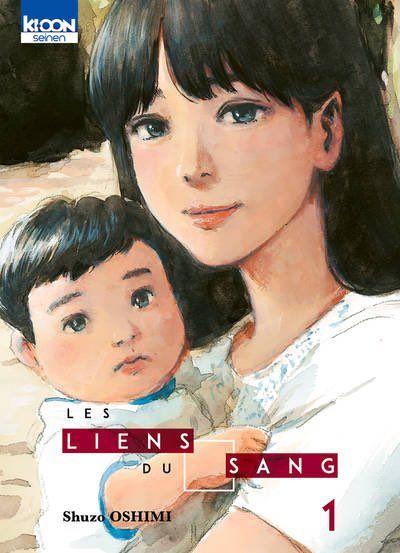 Livre Les Liens du Sang manga L'Agenda Mensuel - Avril 2019