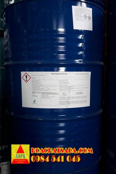 Hóa Chất SAPA | Dung môi Triethanolamine 99% TEA