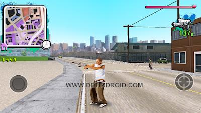 Gangstar West Coast Hustle HD Mod Apk Data Terbaru
