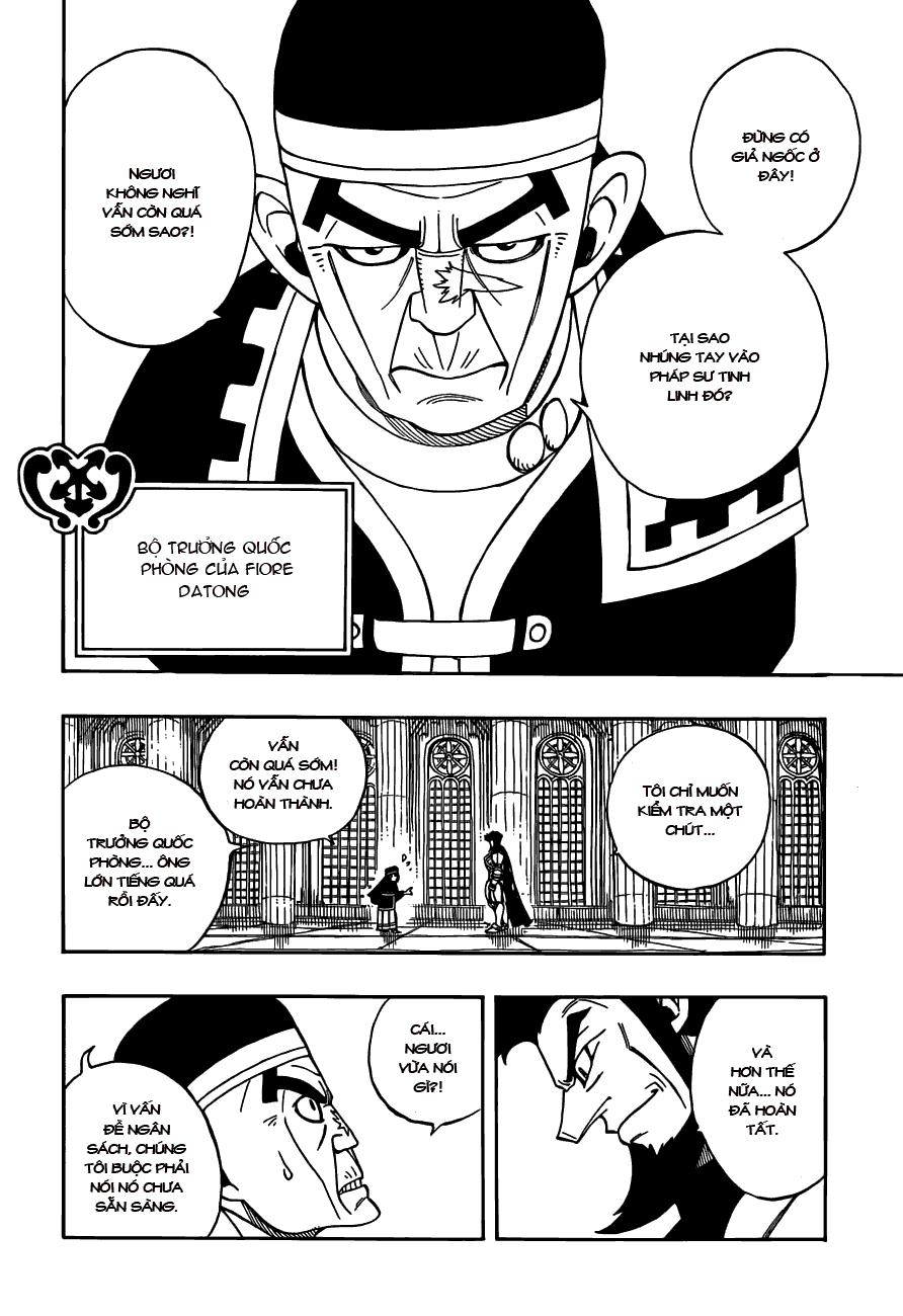 Fairy Tail chap 279 trang 23