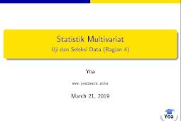 Statistik Multivariat Bab 2 (Bagian 4)