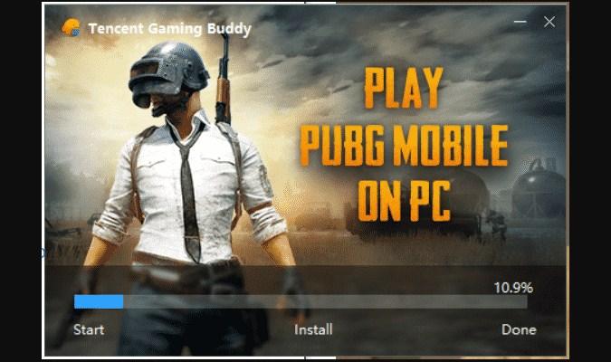 Mainkan Game PUBG Mobile lewat Platform MacBook atau MAC - Tencent Gaming Buddy