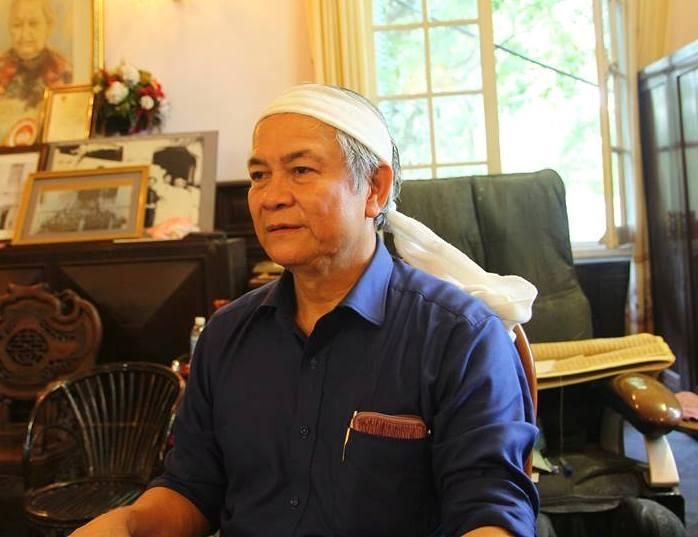 Ông Trịnh Cần Chính: Con phố được TP.Hà Nội đề xuất không xứng đáng để đặt tên Trịnh Văn Bô