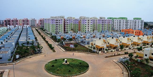 raipur development