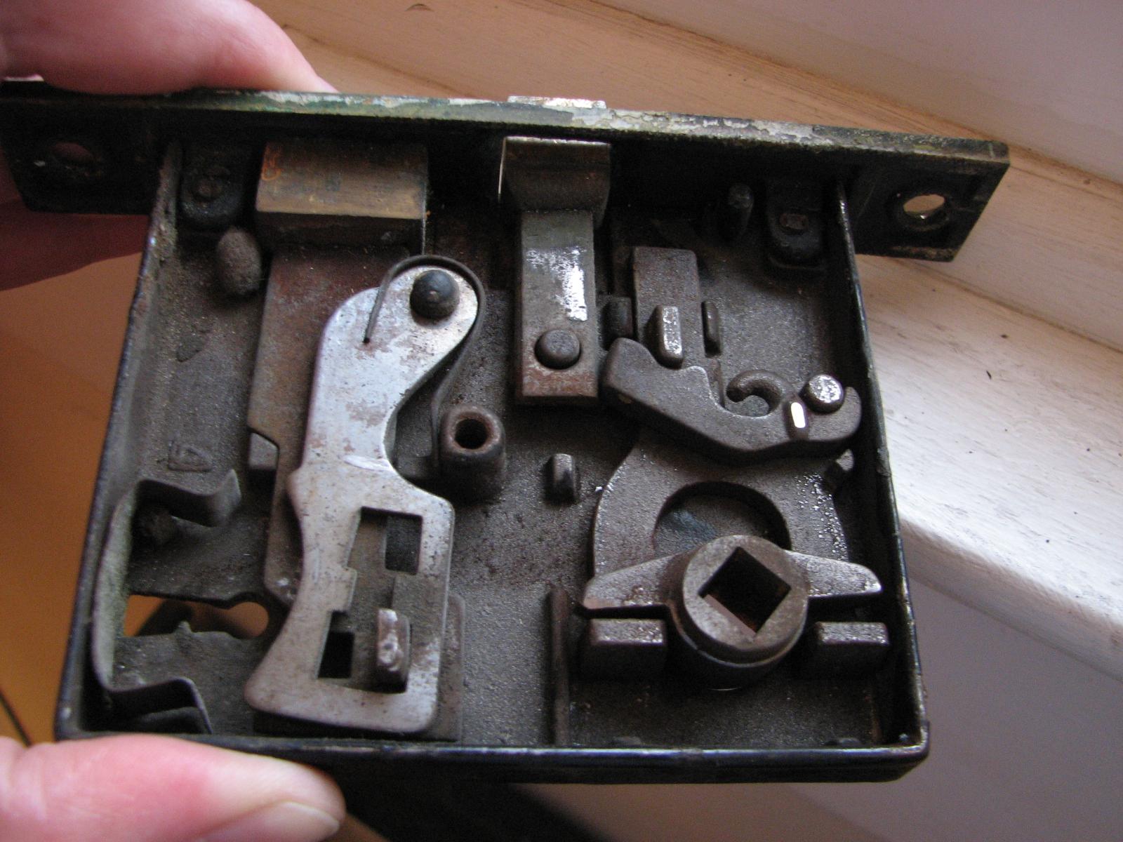 The York Town Snuggery Mortise Lock Repair 101