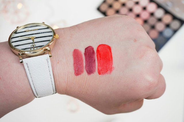 Bourjois Rouge Edition Velvet Lipsticks Review and swatches www.eyelinerflicks.com blog