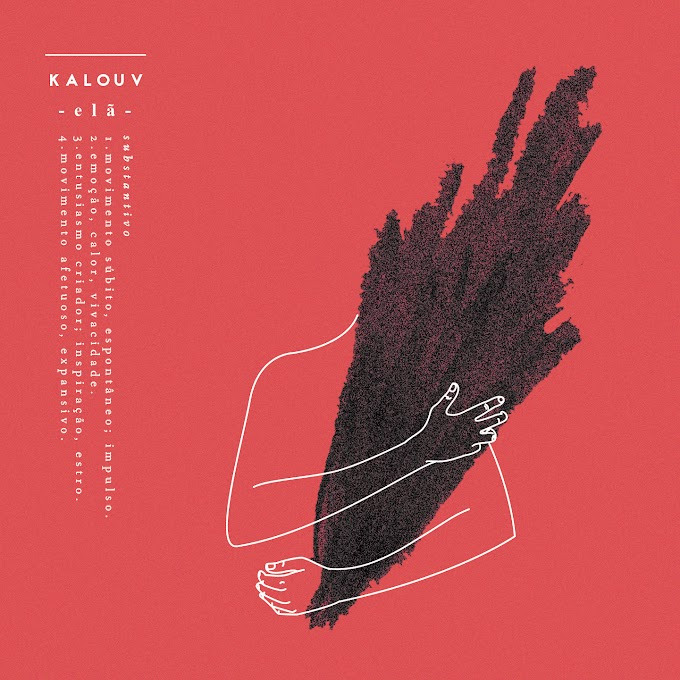 """Kalouv lança """"Elã"""", terceiro álbum de estúdio da banda"""