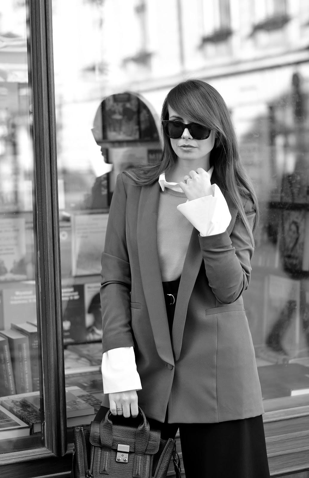 szerokie spodnie | odwaga | czy warto byc odwaznym | blogi o modzie | blogerka