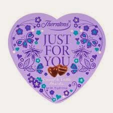 mothers day gifts from Thorntons  chocolate