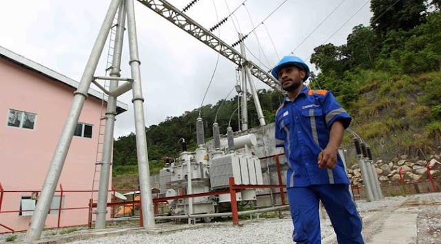14 Kabupaten di Papua dan Papua Barat Dapat Listrik Saat HUT RI- 71
