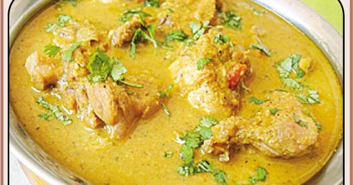 Daily Cooking Recipes In Urdu Chicken White Qorma Recipe
