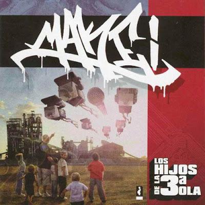 Dj Makei - Los Hijos De La 3a Ola