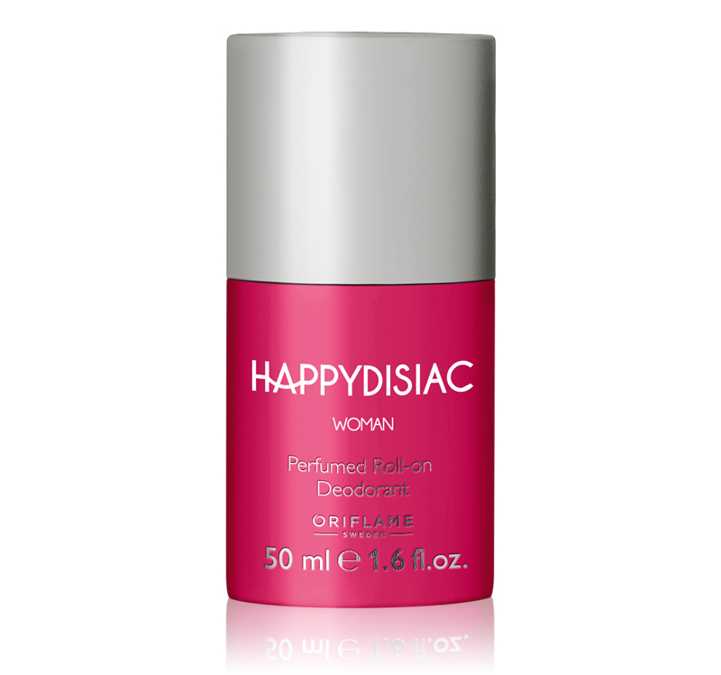 Deo Roll-On Happydisiac Woman da Oriflame