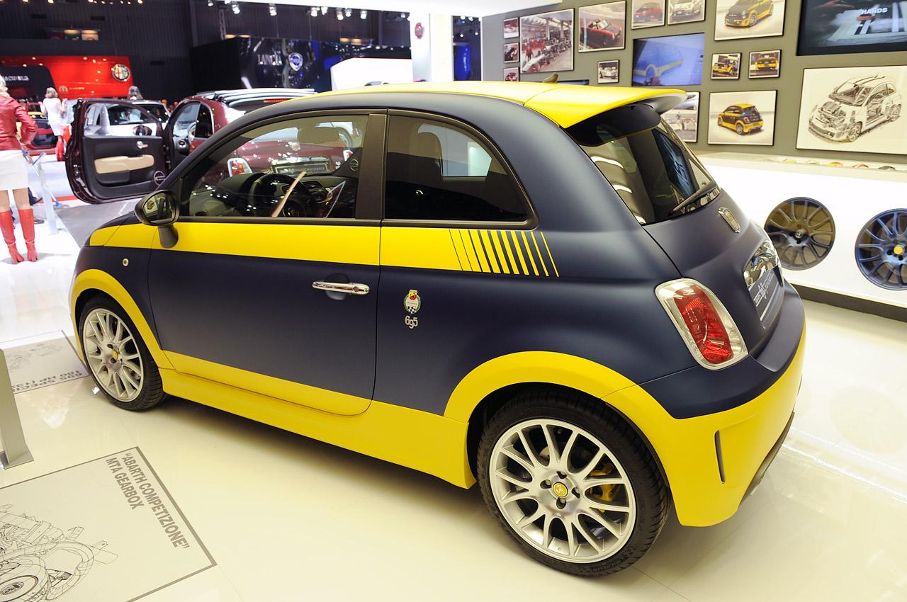 Bir Milyonuncu Fiat 500 Banttan İndi! - Turkeycarblog