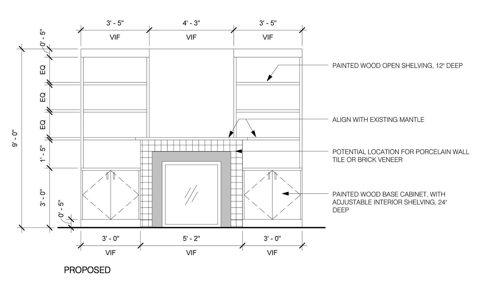 DiSabella Design: Designing Built-Ins