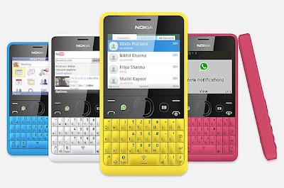 Nokia Asha 210 2013