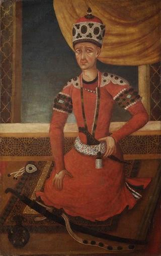 Mohammad Khan Qajar,1820
