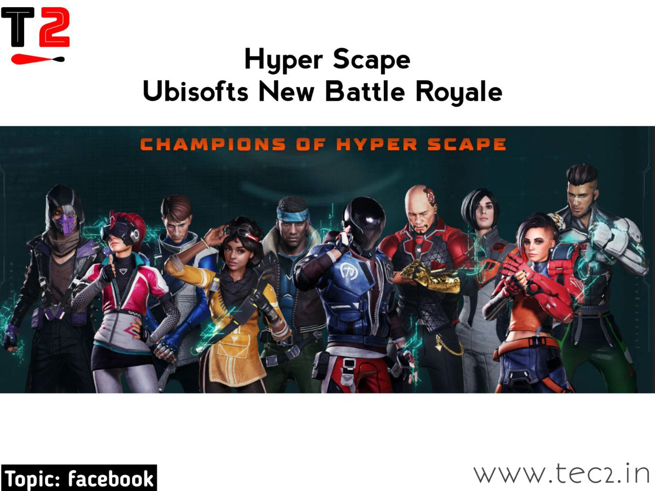 Ubisoft Hyper Scape