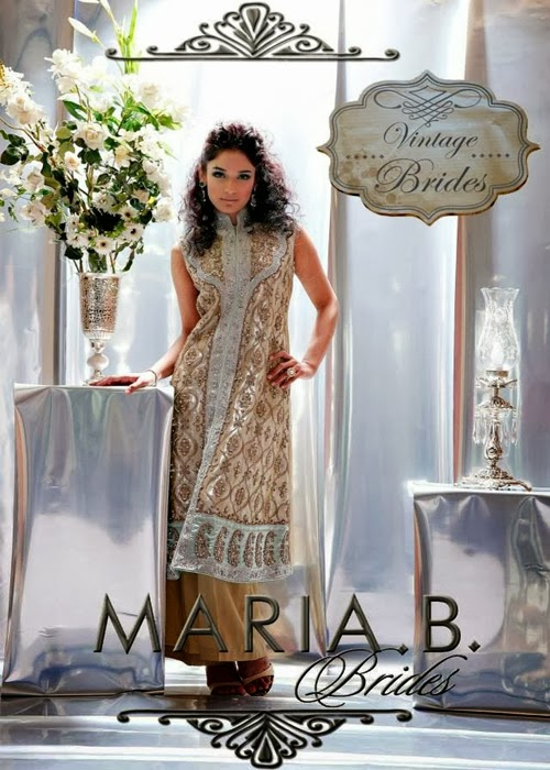 Awesome Bridal Dresses Collection By Maria.B