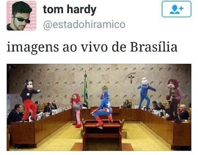 imagens ao vivo de brasília