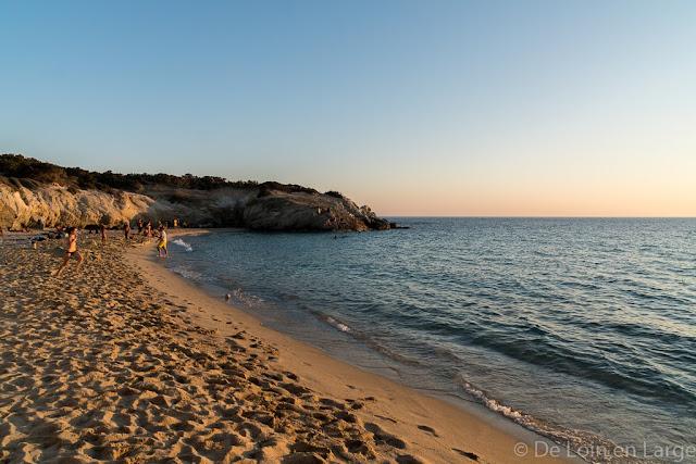 Baie d'Alyko-Naxos-Cyclades
