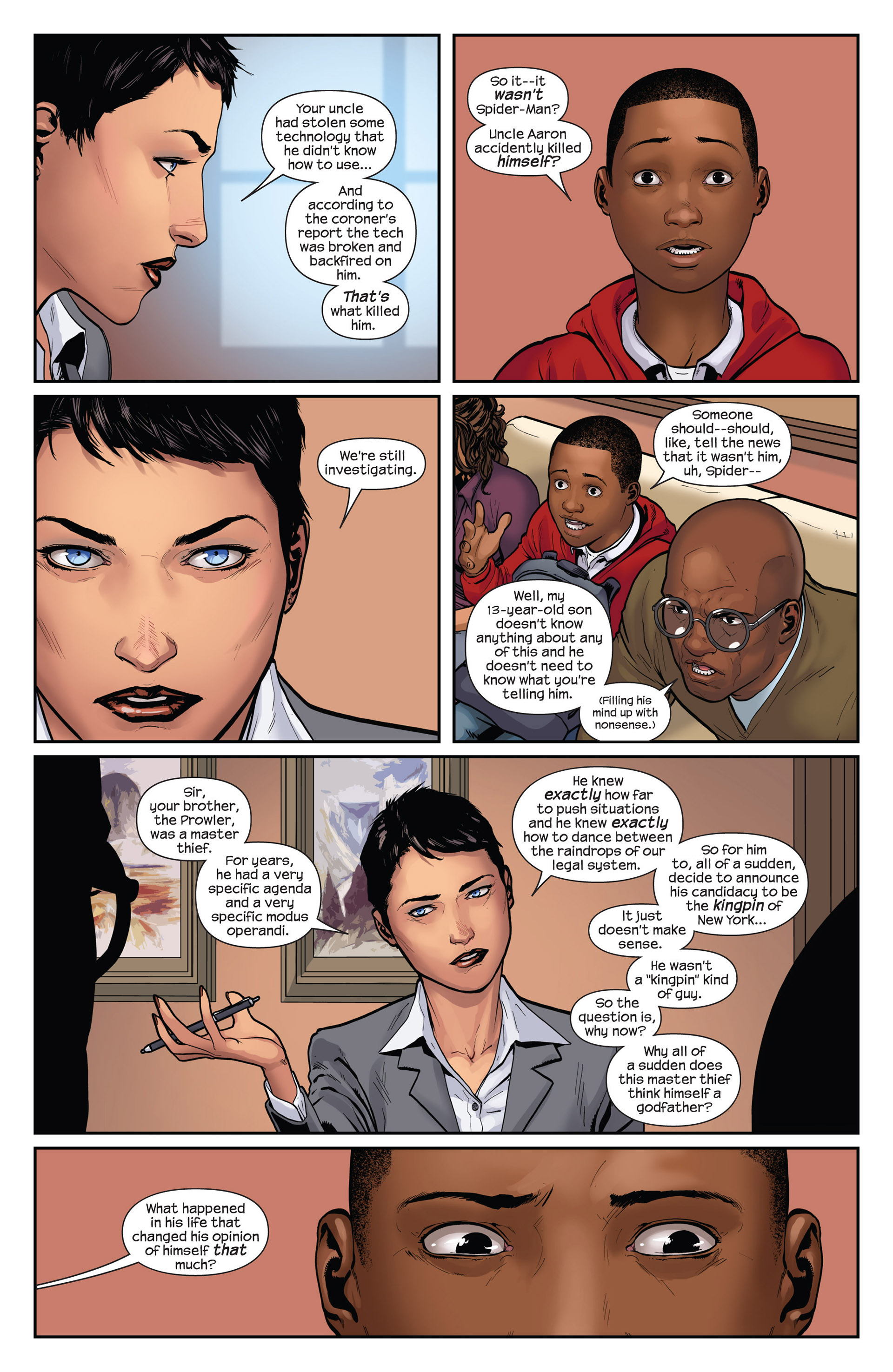 Read online Ultimate Comics Spider-Man (2011) comic -  Issue #15 - 12
