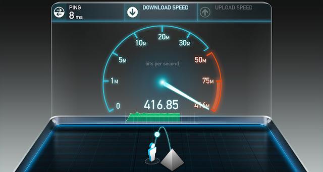 كيف تشاهد فيديو full DH وسرع الانرنت الخاص بك حتي سرعه 1 جيجا في الثانية  اذا كان الانترنت ضعيف