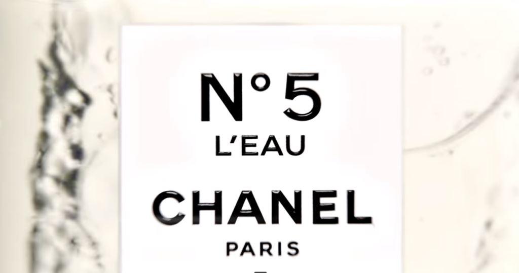 modella chanel profumo numero 5 testimonial spot 2016