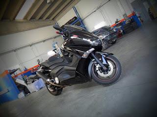 Carrozzeria Emme Emme - Yamaha T-Max