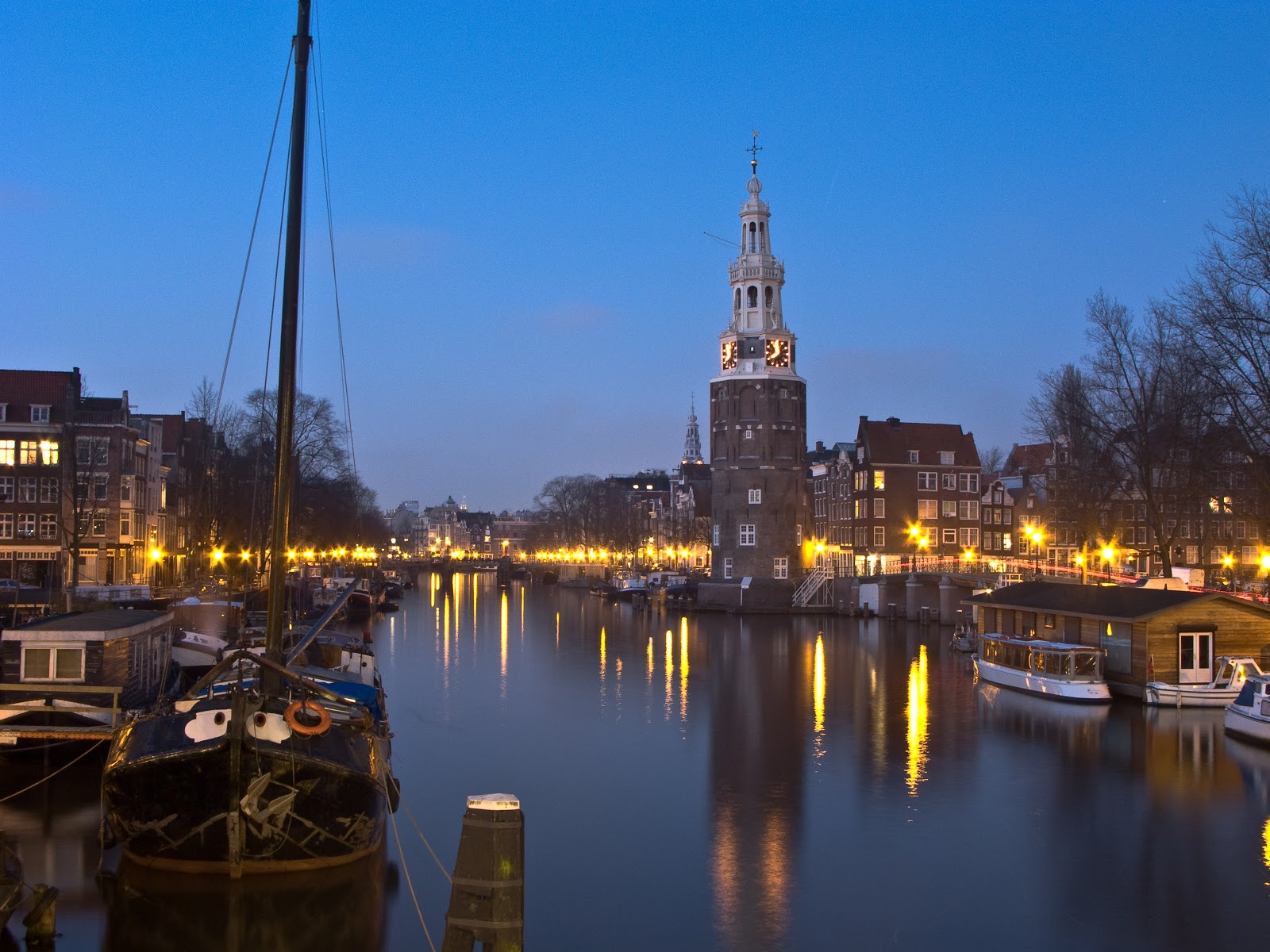what is the capital of netherland