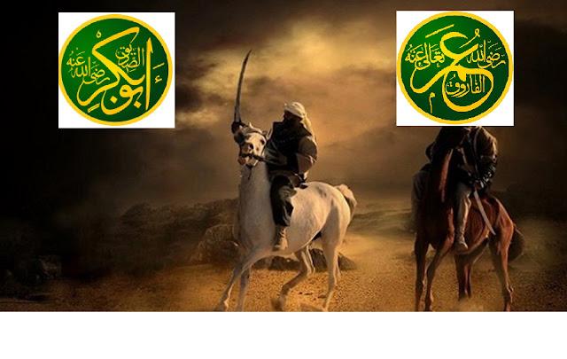 Abu Bakar dan Umar Bin Khattab adalah thogut Biang Kerok Kekacauan Dalam Islam ,?