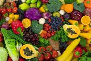 الفواكه والخضر