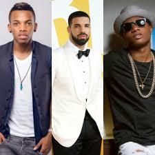 Tekno,  Drake, Wizkid