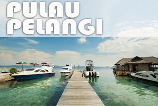 Promo Paket Pulau Pelangi