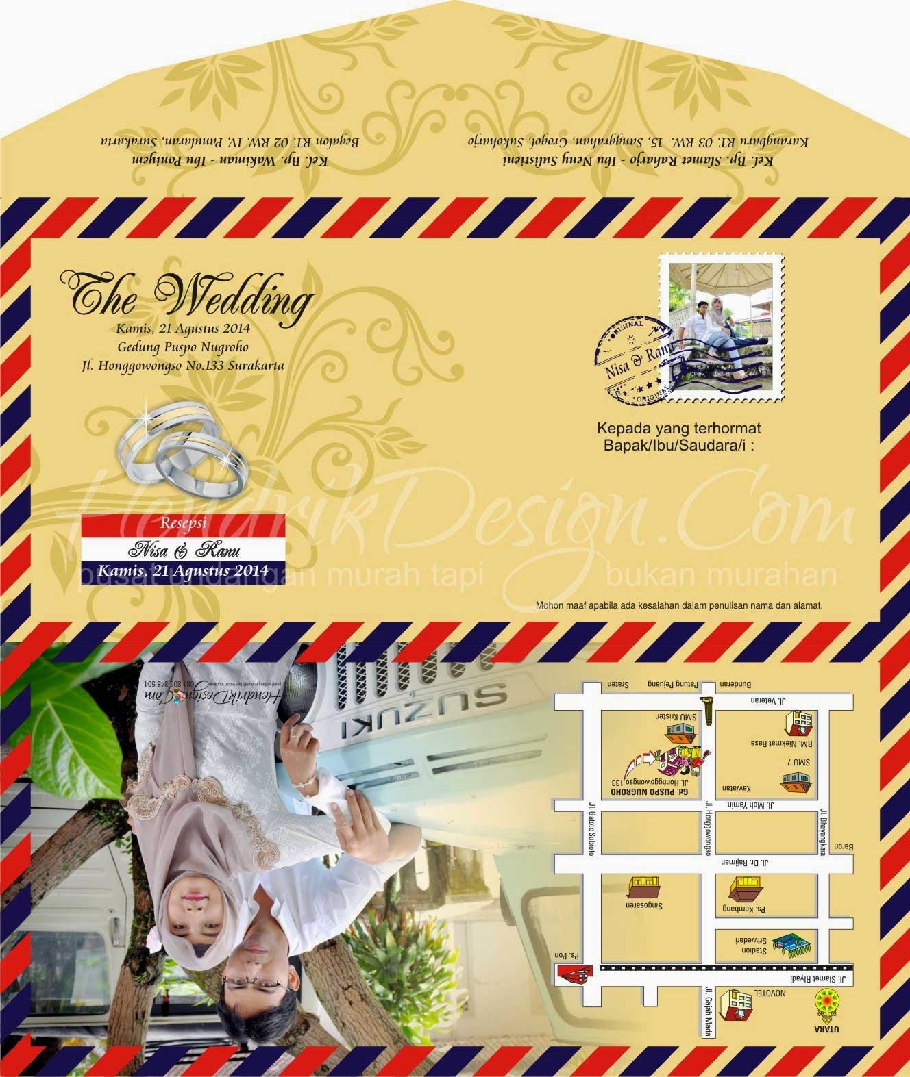 Supplier Kartu Undangan: January 2012