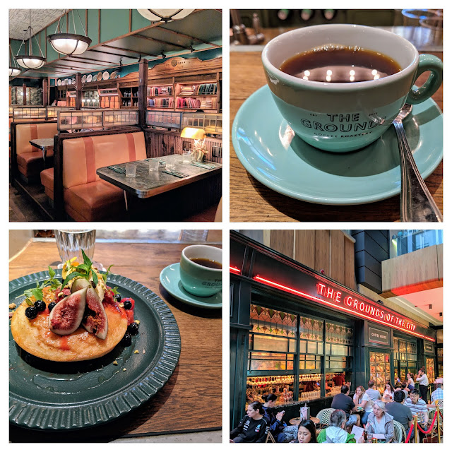 The best coffee in Sydney CBD: The Grounds of the City