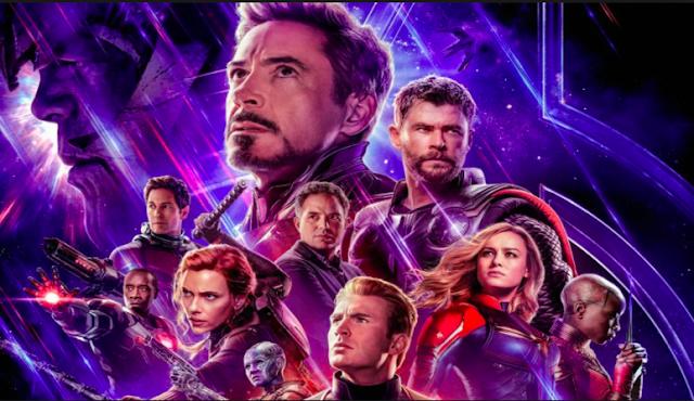 Avengers Endgame Full Movie 2019 in HD TamilRockers