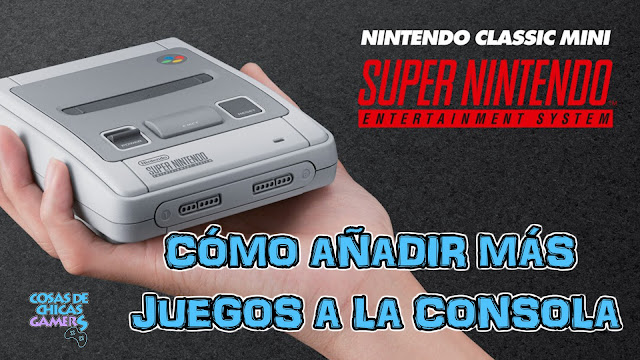 Hackear SNES Mini