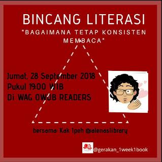 bincang literasi