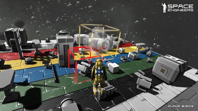 Разработчики Space Engineers объяснили, почему они выбрали для своего проекта платформу Xbox One