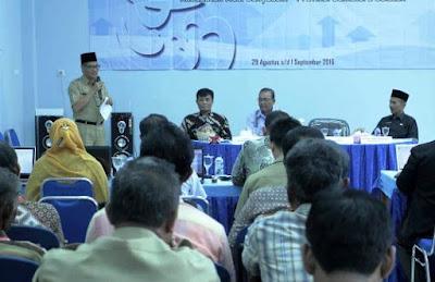 JADIKAN KABUPATEN MUBA TERDEPAN DI INDONESIA DALAM BIDANG PERIKANAN