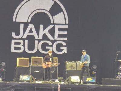Jake Bugg festival Rock en Seine 2014