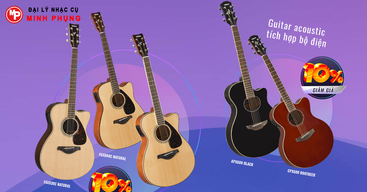 giá đàn guitar classic yamaha
